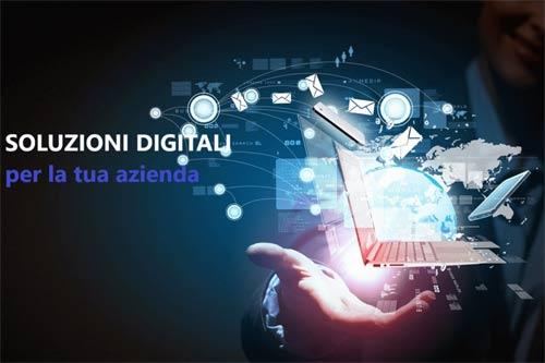 Soluzioni digitali per la tua azienda