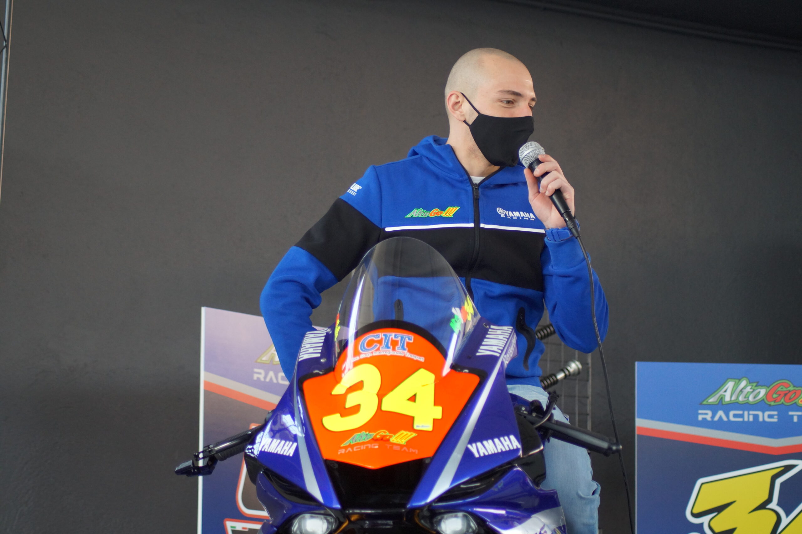 Lorenzo Gasperini #55