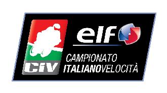 Logo ELF CIV - Campionato Italiano Velocità