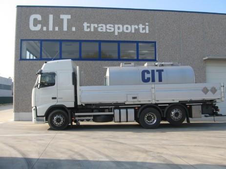 Camion C.I.T. Trasporti