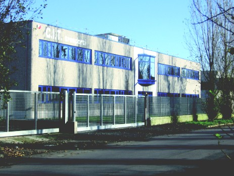 La sede di C.I.T. Trasporti
