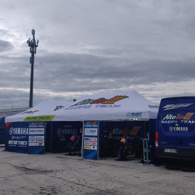 Lo Stand AltoGo Racing Team